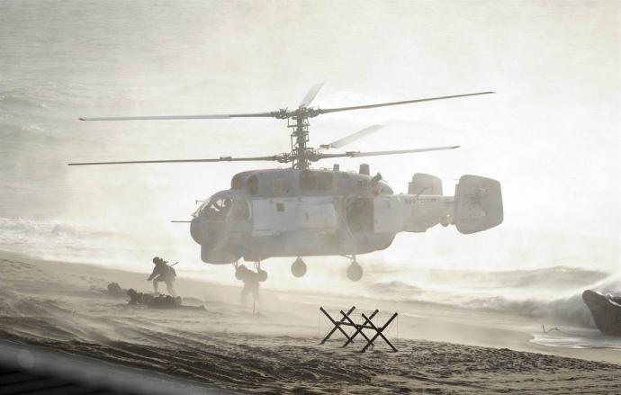 Армія РФ під час навчань