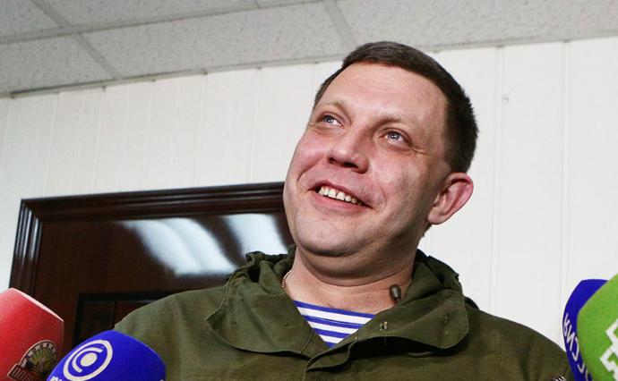 Ватажок бойовиків «ДНР» назвав час обміну полоненими