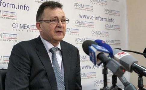 Появились детали задержания экс-министра здравоохранения Крыма вКиеве