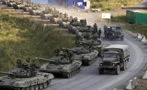 Турчинов предупредил овоенной угрозе ибольшом количестве войск РФ