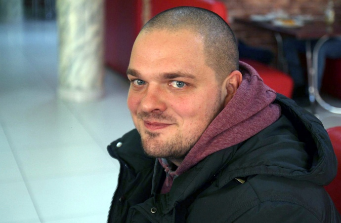 Антон Гупалов, буровик