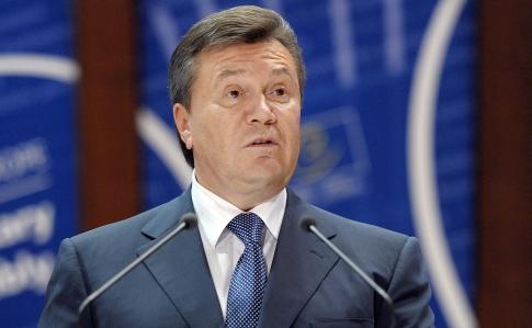Минюст просит русских коллег допросить Януковича врежиме видеоконференции