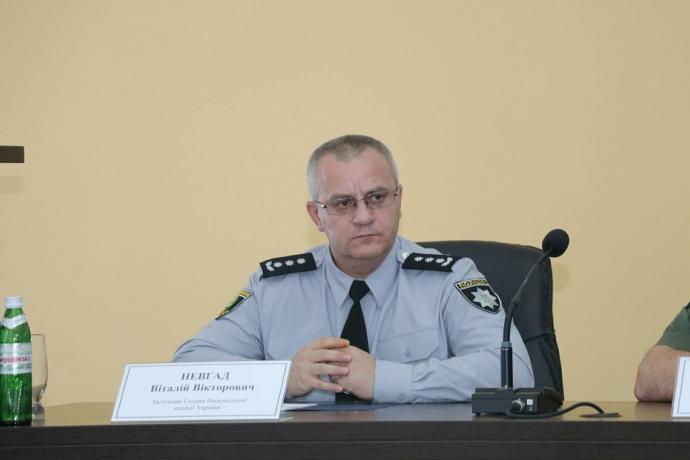 Руководить вНацполиции будут только офицеры изАТО— МВД