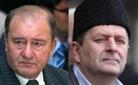 Чийгоз та Умеров подають до суду на адміністрацію Путіна