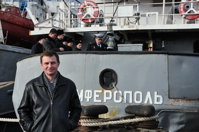 СМИ узнали, кем оказался третий задержанный вКрыму «украинский диверсант»