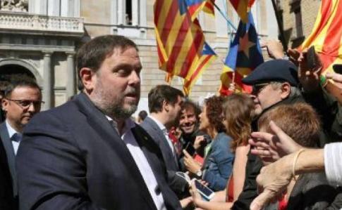 ВБрюсселе планируется масштабный митинг занезависимость Каталонии
