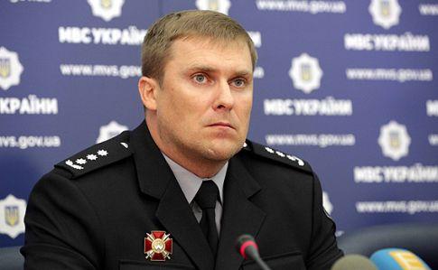Деканоидзе ненравится временно назначенный руководитель Нацполиции
