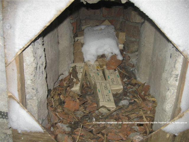 Під Краматорськом знайдено схованку зі зброєю (ФОТО) - фото 1