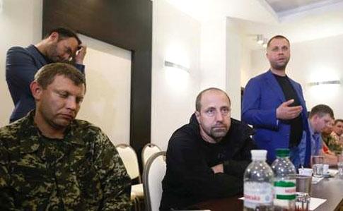 Розвідка Міноборони: Ватажки «ДНР» вирушили доМоскви повказівки