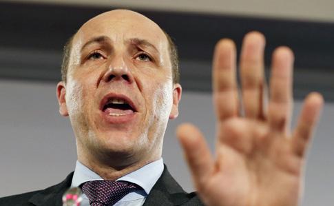 Парубий сказал, когда парламент будет голосовать заснятие депутатской неприкосновенности