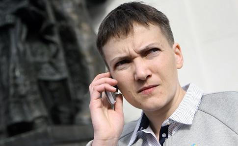 Савченко: Войну можно закончить за2 месяца