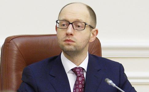 Яценюк предложил провести референдум очленстве Украины вНАТО