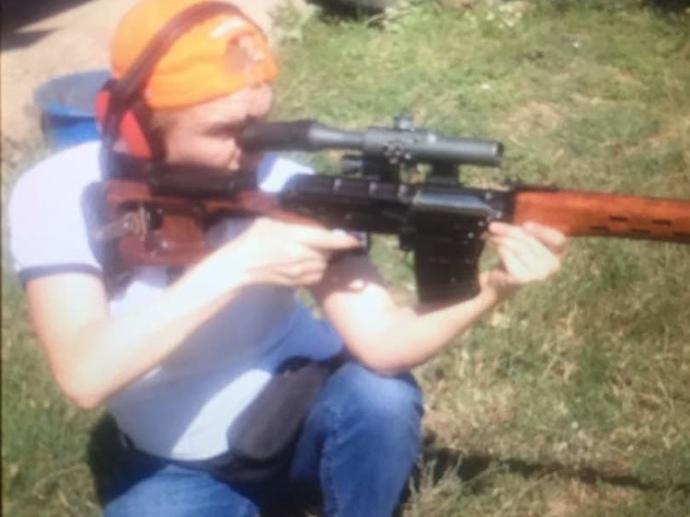 Снайпер изДонбасса пробовала пробраться в сооружение Верховного суда КР— ГУВД