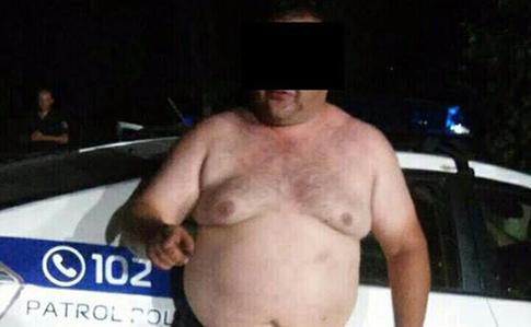 УКривому Розі в.о. начальника відділу поліції влаштував бійку біля кафе