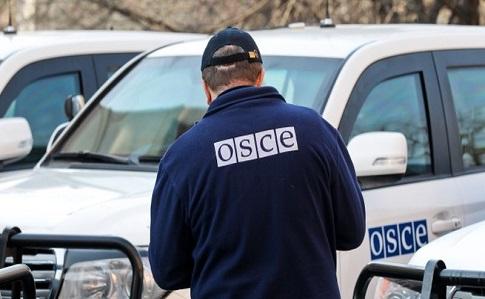 Украина требует направить вКрым мониторинговую миссию ОБСЕ