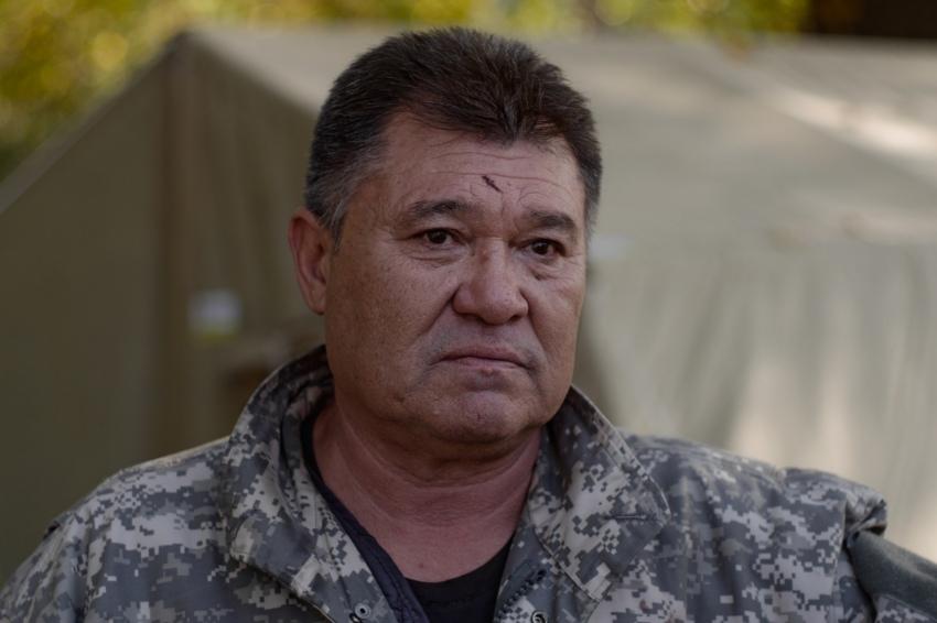 Медик Янг Актулиев из Крыма