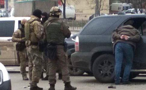 ВКиеве неизвестные похитили ветерана добровольческого батальона