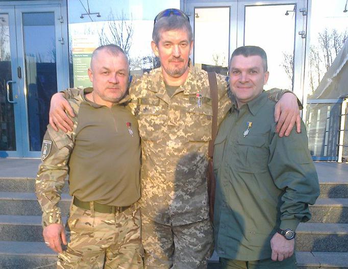 Командир артрозвідки 25-го батальйону