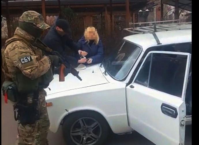 Задержаны члены «агентурной сети русских спецслужб»— СБУ