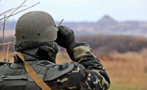 Взоне АТО засутки умер один украинский военный, 2 ранены