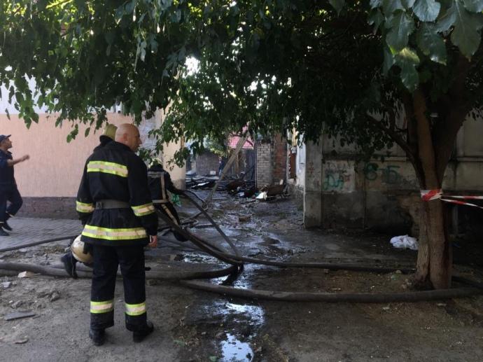 Траур вХерсоне: живьем сгорели мать итрое маленьких детей 5