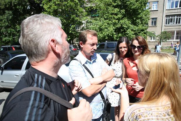 Под МВД пришел бывший пресс-секретарь Владимир Полищук