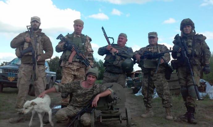 Правосєкі в армії