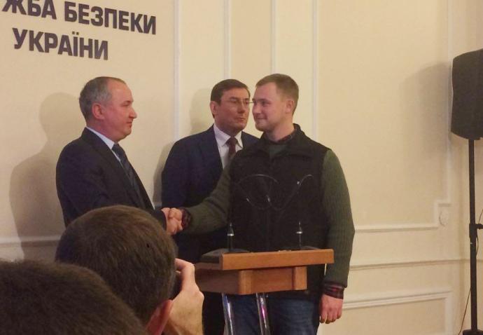 Кпохищению блогера Богданова причастен харьковский бывший чиновник,— Грицак