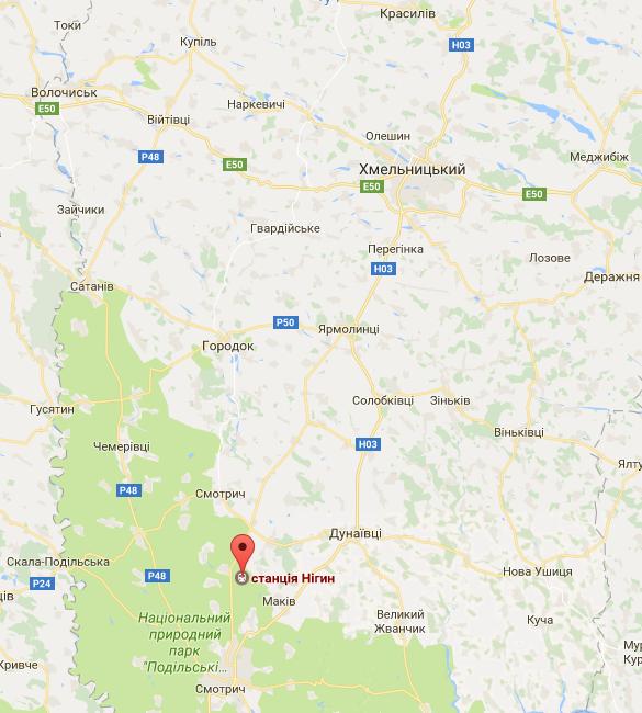 ВХмельницкой области сошел срельс пассажирский поезд: есть пострадавшие