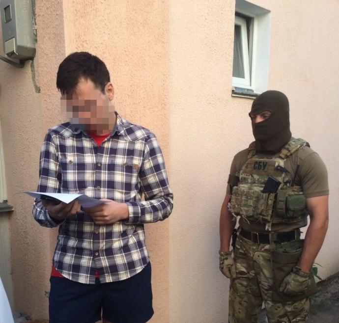 СБУ звинуватила узраді житомирського журналіста-блогера