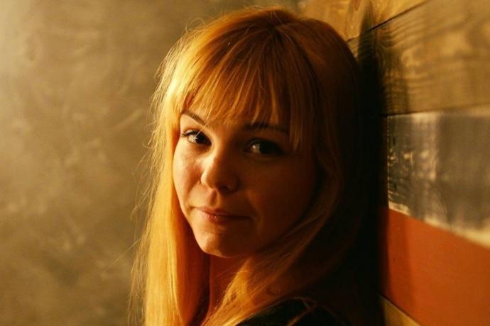 Анастасія Задорожна