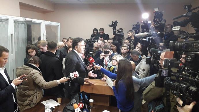Генеральный прокурор Украины: Оснований для ареста Саакашвили предостаточно