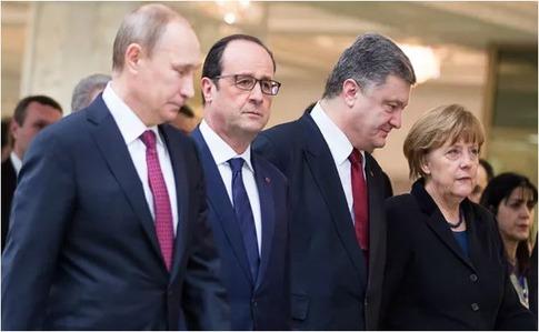 Сьогодні в Мінську відбудеться зустріч радників президентів країн «нормандської четвірки»