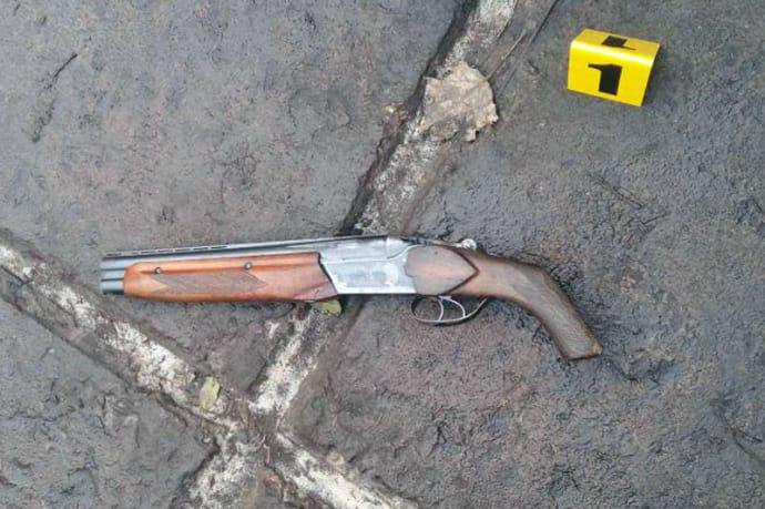ВДонецкой области стреляли вмэра одного изгородов