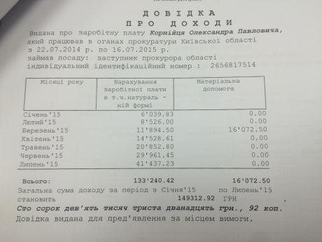 Вартість діамантів прокурора-хабарника становить майже 540 тисяч, - експертиза (ДОКУМЕНТ) - фото 3