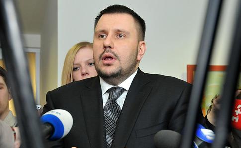 ГПУ заарештувала вКлименко майна на6 мільярдів гривень