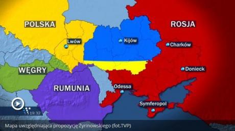 Россия предлагает Польше, Венгрии и Румынии поделить Украину - СМИ