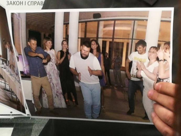Клименко танцює у Сочі