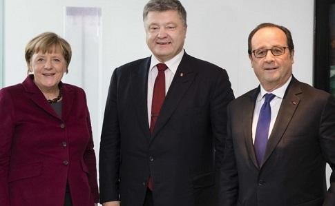 Україна отримає контроль над кордоном тільки «у кінці процесу»— Меркель