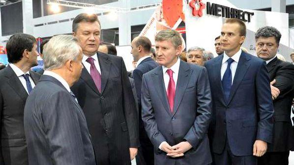 Картинки по запросу Ахметов, Янукович и Порошенко - фото