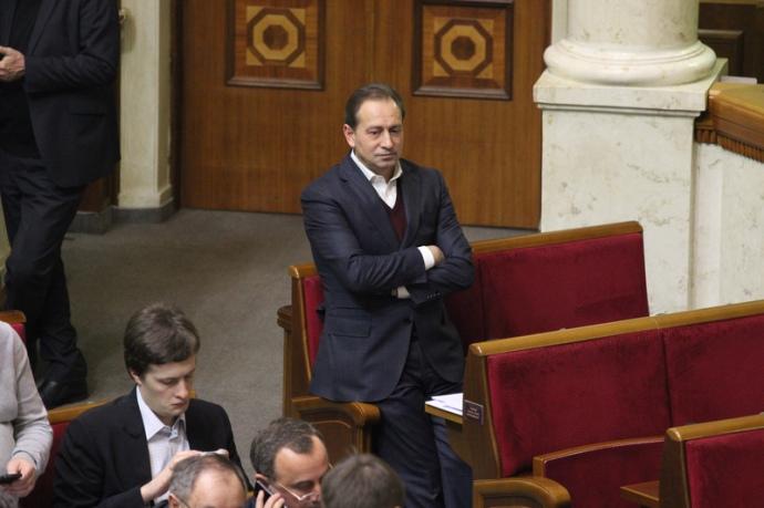 Томенко: сподіваюсь на подальшу моральну підтримку від фракції БПП