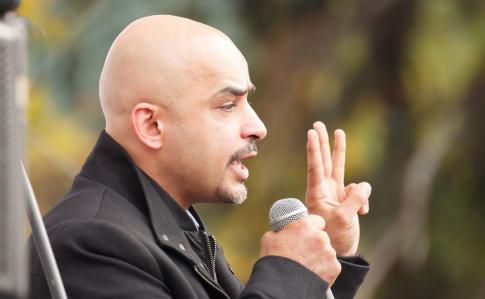 Найєм, Заліщук таЛевченко вирушили доПорошенка для обговорення вимог протестувальників