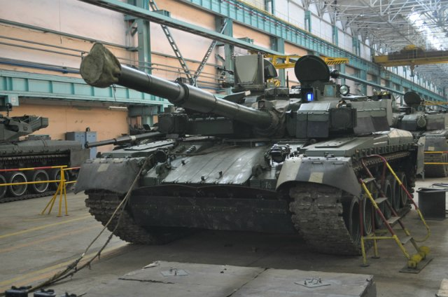 На заводі імені Малишева готуються чергові танки