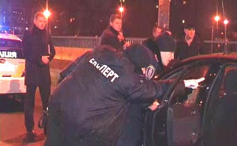 Нацполіція відкрила провадження через обстріл таксі уКиєві
