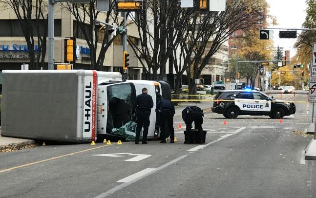 Теракт в Канаде? Полиция Эдмонтона оцепляет улицы