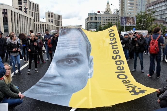 Милиция столицы насчитала 1,7 тыс. человек наакции оппозиции