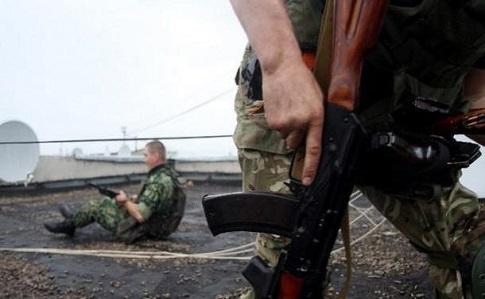 Штаб: Бойовики 10 разів відкривали вогонь попозиціях ЗСУ наДонбасі