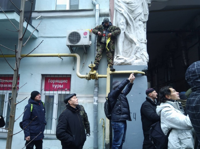 Самосожжение истрельба: что происходит удома Саакашвили, новое видео