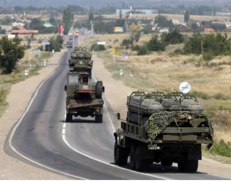 """Колонна с """"гуманитаркой"""" Путина двинулась к украинской границе, - российские СМИ - Цензор.НЕТ 2473"""
