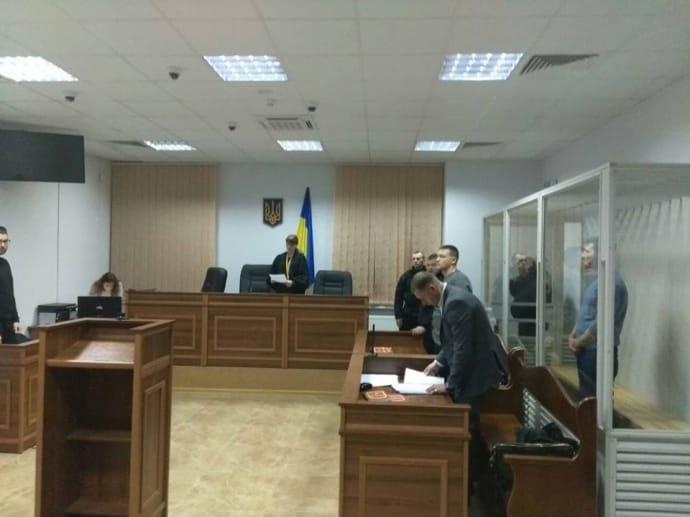 УКиєві заарештували бійця ЗСУ за«підпал» монастиря УПЦМП